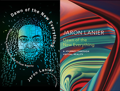 US/UK editions of Dawn of the New Everything